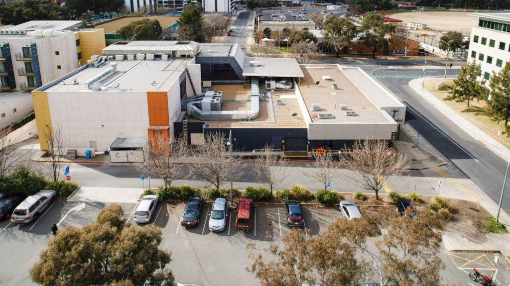 Canberra developer Geocon buys Woden Tradies Union Club for $16 million - By Michael Inman