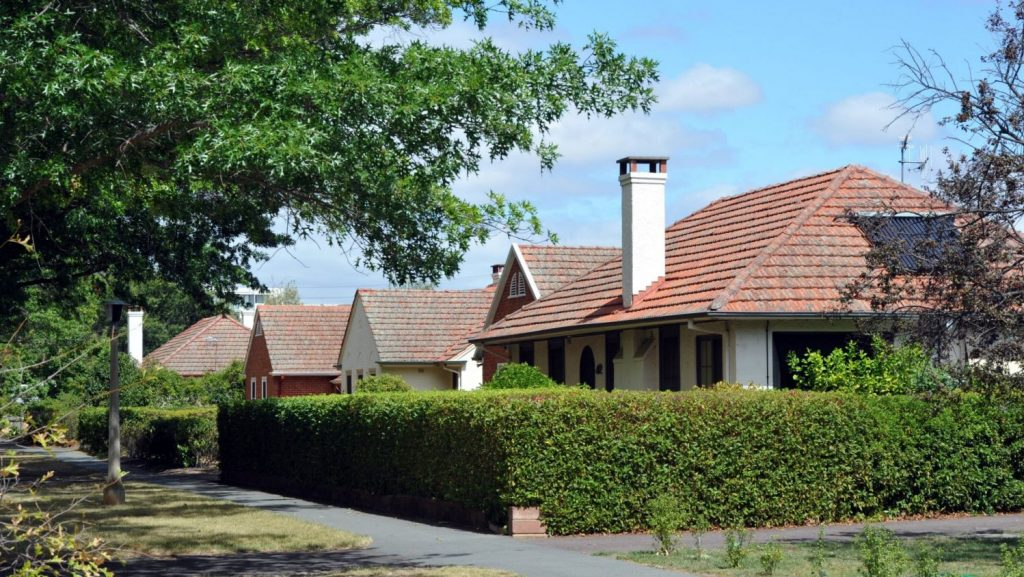 Canberra housing market a top winter performer - By Andrew Wilson