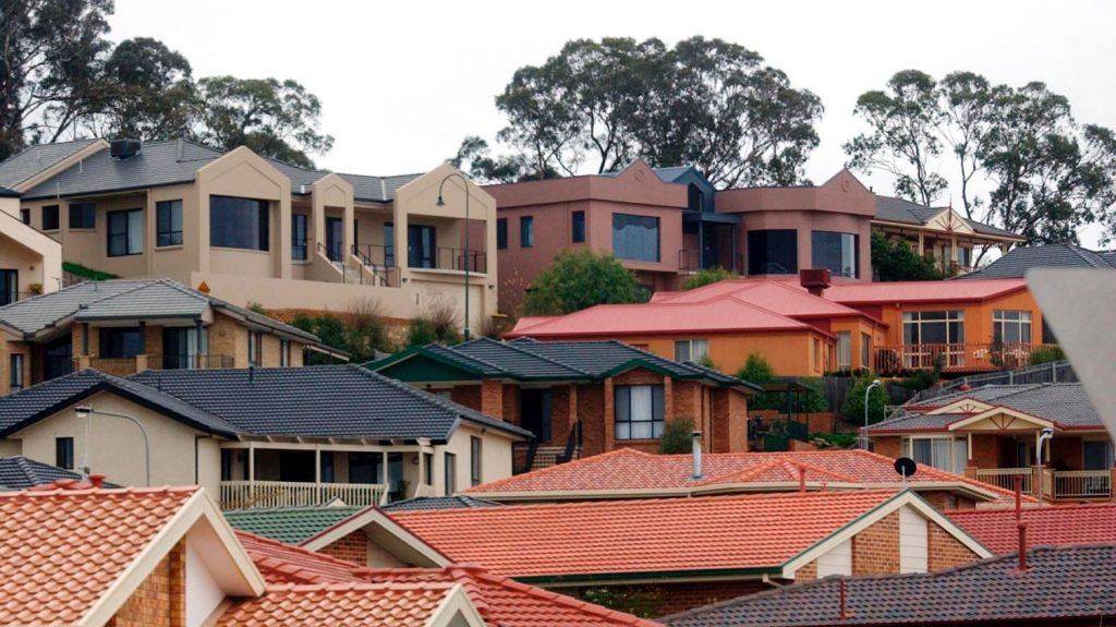 Canberra has an oversupply of housing, according to new research from Australian National University - By Han Nguyen
