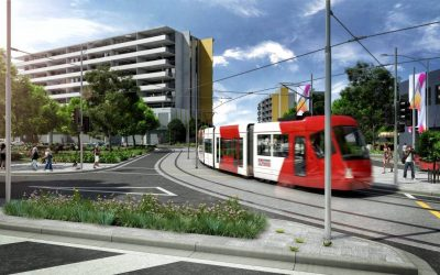 The Canberra light rail recent discussions