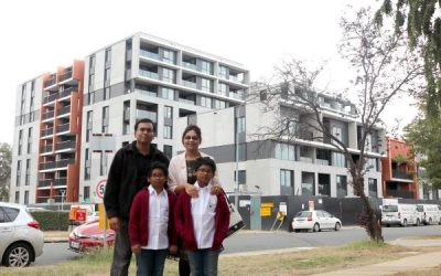 Growing demand from Canberra families drives three-bedroom unit market