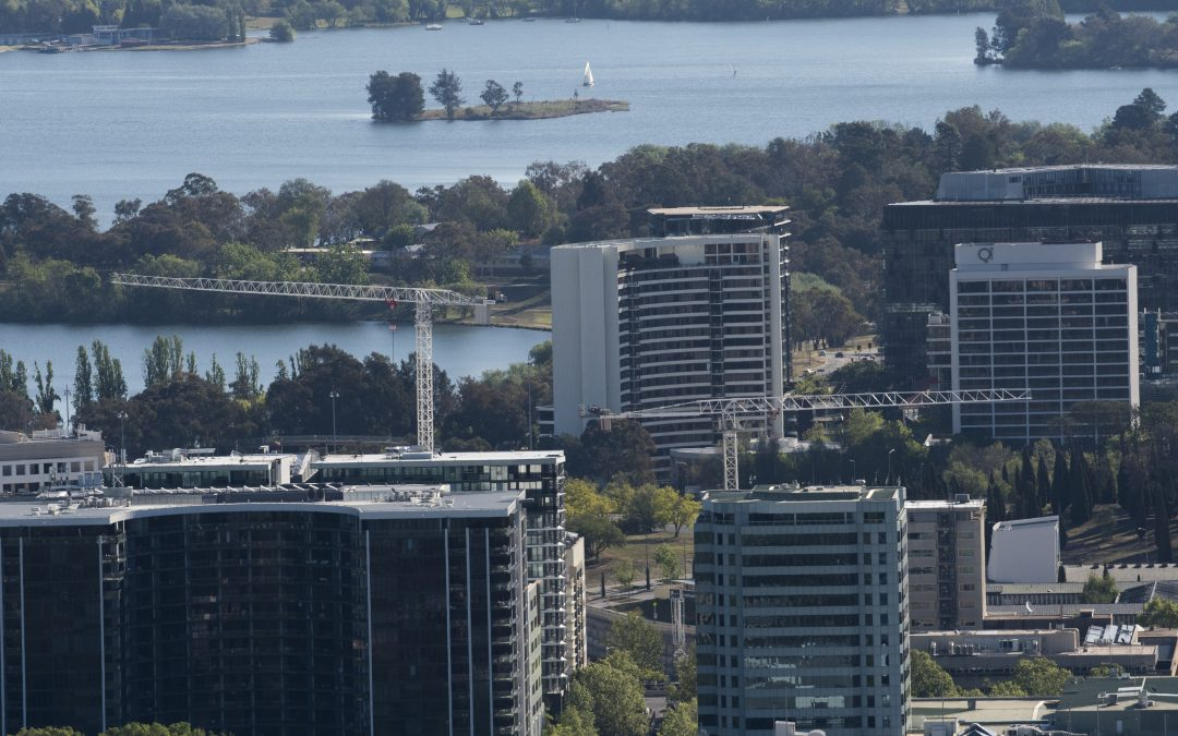 Canberra house prices rebound, recording highest quarterly growth of capital cities